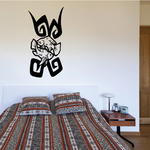 Tribal Fish Wall Decal - Vinyl Decal - Car Decal - DC635