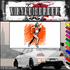 Track and Field Wall Decal - Vinyl Sticker - Car Sticker - Die Cut Sticker - SMcolor007