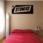 Stoners Candy Bar Decal