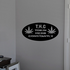 THC Tokin Herb Constantly Decal