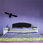 Fly Resting Decal