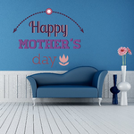 Arc Style Happy Mothers Day Decal