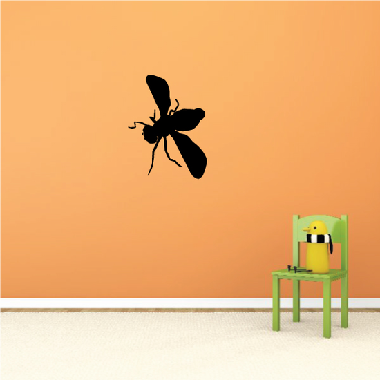 Fly Design Decal