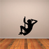 Nude Pole Dancer in Heels Spinning Decal