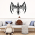 Pulsing Abstract Eagle Decal