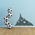 Checkered Flames Wall Decal - Vinyl Decal - Car Decal - CF23009