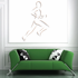 Track And Field Wall Decal - Vinyl Sticker - Car Sticker - Die Cut Sticker - CDSCOLOR046