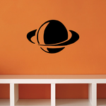 Saturn Decal