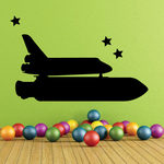 Space Shuttle Decal