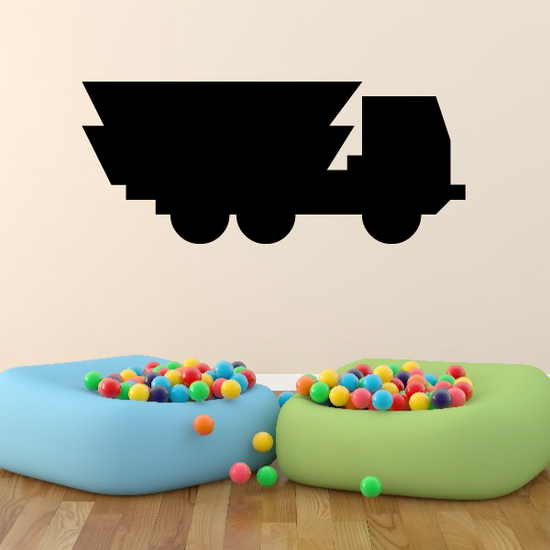 Simple Loader Truck Decal