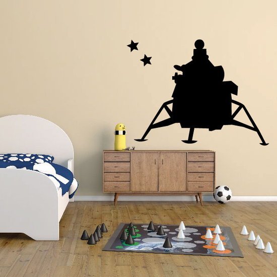 Space Pod Decal