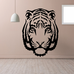 Grand Tiger Head Decal