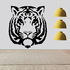 Reserved Tiger Head Decal