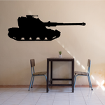 Long-Range Tank Decal