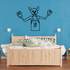 Track And Field Wall Decal - Vinyl Decal - Car Decal - CDS011