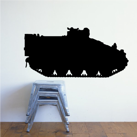 Armored Personnel Transport Tank Decal