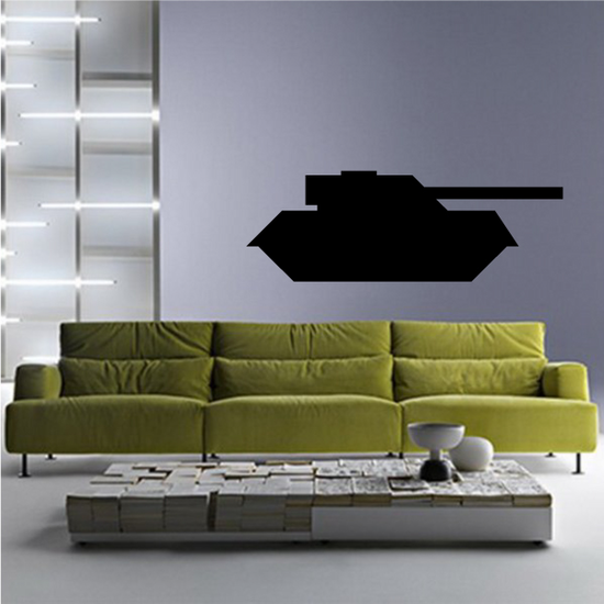 Simple Tank Decal