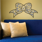 Ribbon Color Wall Decal - Vinyl Decal - Car Decal - Vd008