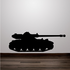 Light Cannon Tank Decal