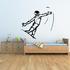 Track And Field Wall Decal - Vinyl Decal - Car Decal - CDS049