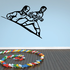 Track And Field Wall Decal - Vinyl Decal - Car Decal - CDS054