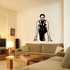 Track And Field Wall Decal - Vinyl Decal - Car Decal - CDS096