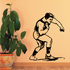 Track and field Wall Decal - Vinyl Decal - Car Decal - Bl014
