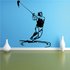 Track and field Wall Decal - Vinyl Decal - Car Decal - Bl018