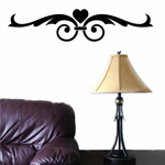 Embellishment Wall Decal - Vinyl Decal - Car Decal - Vd042