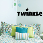 Twinkle Decal