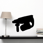 Hammer Electric Drill Decal