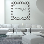 Let Your Light Wall Decal