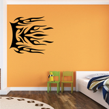 Tribal Flame Decals
