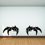 Claw and Talon Decals