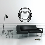 Paint Can Decal