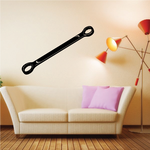 Box End Wrench Decal
