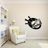 Ice Skating Wall Decal - Vinyl Decal - Car Decal - CDS0018