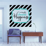 Choose Happiness Wall Decal