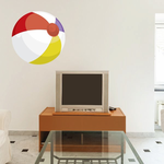 Beach Ball Sticker