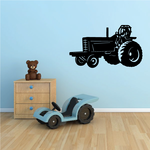 Large Tractor Decal