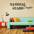 National Guard Daughter Decal