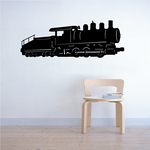 Heacy Old Fashioned Train Decal