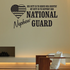 His Duty Nephew National Guard Decal