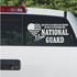 Her Duty Mom National Guard Decal