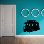 Detailed Caboose Decal