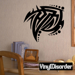 Classic Tribal Wall Decal - Vinyl Decal - Car Decal - DC 086