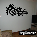 Classic Tribal Wall Decal - Vinyl Decal - Car Decal - DC 091
