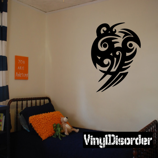 Classic Tribal Wall Decal - Vinyl Decal - Car Decal - DC 094