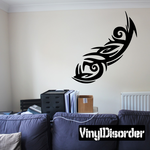 Classic Tribal Wall Decal - Vinyl Decal - Car Decal - DC 096