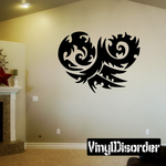 Classic Tribal Wall Decal - Vinyl Decal - Car Decal - DC 099